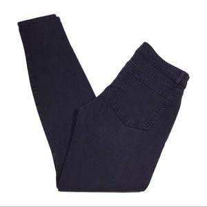 Rich & Skinny Jeans - Rich & Skinny Premium Dark Purple Peg Skinny Jeans